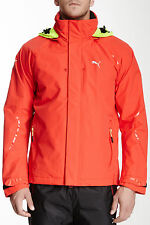 NEW PUMA RED STORM FORCE 3 WATERPROOF DECK JACKET SZ XXL