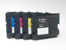 Compatible Ricoh 4PK GC21 Ink cartridge for GX7000/GX5000/GX5050/GX3000