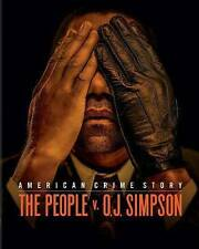 American Crime Story: The People V. O.J. Simpson (Blu-ray, 2016) w/slipcover