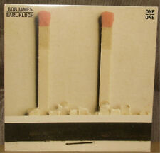 BOB JAMES & EARL KLUGH - ONE ON ONE - JAZZ MUSIC LP