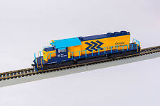 Bowser Ontario Northland ONR SD40-2 Locomotive #1737 - DCC Sound