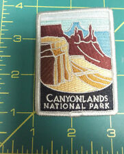 New Traveler Series Patch - Canyonlands National Park - Utah - Embroidered