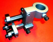 """LONG SHAFT UPPER BLADE GUIDE ASSEMBLY FOR 14, 15, 16"""" IMPORT BAND SAWS. 7/8""""."""
