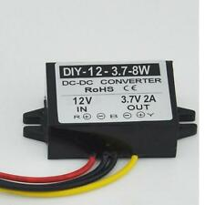 DC12V 6-22V Step Down 3.7V 2A Converter Module Buck Car Power Adapter Waterproof