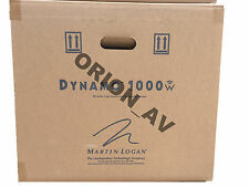 "MartinLogan Dynamo 1000 12"" Powered Wireless Subwoofer 1000W DYN1000W Brand New"