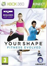 Your Shape:Fitness Evolved Xbox 360 Kinect - Excel Condition -1st Class Delivery