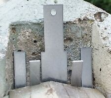 "2 off Fencing Rattling Fence Panel Wind Gale Fits both 4"" & 5"" Concrete Posts"