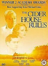 THE CIDER HOUSE RULES stars TOBEY MAGUIRE CHARLIZE THERON = WINNER 2 OSCARS =VGC