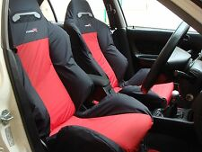 HONDA INTEGRA TYPE R DC5 Tailored Protective RECARO Car Seat Cover (2 pieces)