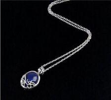 Vintage The Vampire Diaries Katherine Anti-sunlight Lapis Lazuli Necklace Gifts