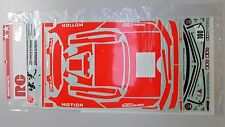 TAMIYA RC IDEMITSU MOTION MUGEN CIVIC DECAL SET 58121 1/10 VINTAGE RARE JAPAN