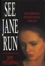 See Jane Run By Joy Fielding. 9780747204596