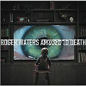 ROGER WATERS / PINK FLOYD - AMUSED TO DEATH DOUBLE VINYL LP PICTURE DISC NEW