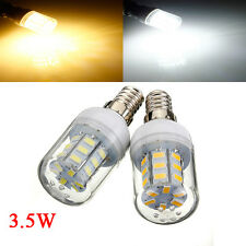 E14 3.5W White/Warm White 5730 SMD 27 LED Corn Light Bulb 24V