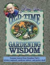 Jerry Baker's Old-Time Gardening Wisdom: Lessons Learned from Grandma Putt's Kit