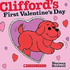Clifford's First Valentine's Day Bridwell, Norman Board book