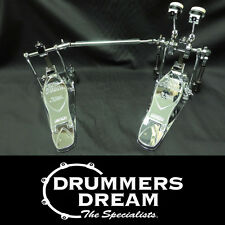 TAMA Iron Cobra Double Pedal Power Glide Limited ED Chrome & CASE Pre Loved