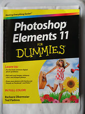 PHOTOSHOP ELEMENTS 11 FOR DUMMIES - FIX COMMON DIGITAL PHOTO PROBLEMS EDIT CROP