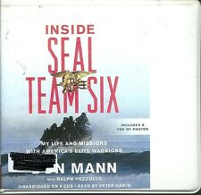 Inside SEAL Team Six : My Life and Missions with America's Elite Warriors by ...