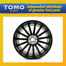 "NEW GENUINE FORD FOCUS MK2 RS 500 19"" BLACK ALLOY ROAD WHEEL 1699883"