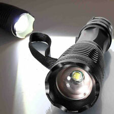1800Lumen Zoomable XML T6 LED 18650 Flashlight Focus Torch Zoom Lamp Light MAG