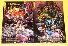LEGENDS OF THE DARK CRYSTAL VOLUME 1 & 2  (Complete Set ~ Tokyopop Henson) VF/NM