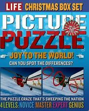Life - Picture Puzzle Christmas Box 3 (2010) - Used - Trade Paper (Paperbac