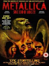 METALLICA - SOME KIND OF MONSTER (10TH ANNIVERSARY EDT 2DVD) 2 DVD NEU