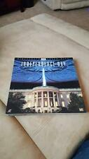 *HARD TO FIND* INDEPENDENCE DAY WIDESCREEN LASERDISC LIKE NEW