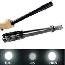 2000 Lumen CREE Q5 LED 3 Modes Baseball Bat Flashlight Security Light Torch Tool