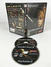 Silent Hill 3 PlayStation 2/ PS2 *Excellent Condition & Complete* Black Label