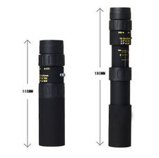 Nikula Mini 10-30x25 High Power Zoom Optical Monocular Telescopes Outdoor NEW