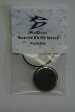 Batterie - Kit Set für Tauchcomputer Mares PUCK Pro