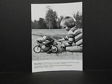 Vintage Photo, Miniature Cars, Children #31
