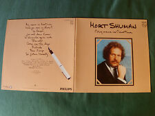 MORT SHUMAN: My name is Mortimer - LP 33T 1977 GATEFOLD French PHILIPS 9101107
