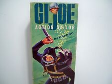 D1000514 ACTION SAILOR 12 INCH FIGURE GI JOE VINTAGE LOOSE W/ BOX MINTY NO WEAR