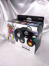 Nintendo Official Wii U GameCube Controller Smash Bros. Black Japan Free ship