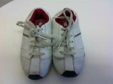 Kids Childs Boys Tommy Hilfiger Shoes Size 11 M Trainers White Leather USA (X)
