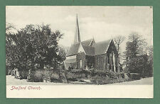 EARLY 1900'S PC SHALFORD CHURCH SURREY