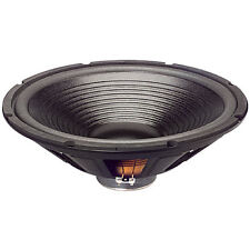 """NEW 15"""" Woofer Speaker.4 ohm.Bass.Home Audio.Replacement driver.fifteen inch"""