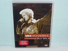 "*****DVD-BILLY IDOL""VH-1 STORYTELLERS""-2002 Warner Music*****"