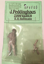 J. PEDDINGHAUS ZINNFIGUREN EPVF03 - US VIETNAM SOLDIER 54mm WHITE METAL KIT