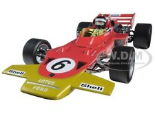 LOTUS 72C #6 JOCHEN RINDT 1970 AUSTRIAN GRAND PRIX 1/18 MODEL BY QUARTZO 18272