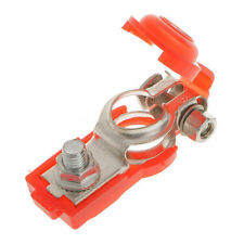 2x Adjustable Battery Terminal Clamp Clips Negative Positive for Car Truck GOOD