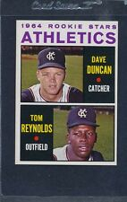 1964 Topps #528 Dave Duncan Tom Reynolds NM *3752