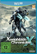 Xenoblade chronicles x (Nintendo wii u, 2015, DVD-Box)