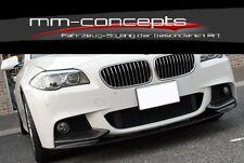 Frontspoiler für BMW 5er F10 F11 Limousine Touring Lippe M-Performance Schwert