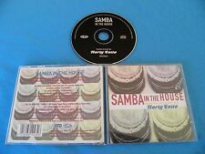 Samba In The House - Mastermixed By DJ Norty Cotto 1997 UK Kick CD Techno LISTEN