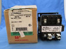 HPS Hammond Control Transformer PH50JJ 50 VA 120 V new