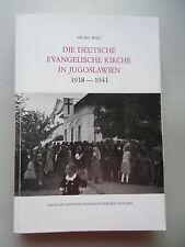 Die deutsche Evangelische Kirche in Jugoslawien 1918-1941/1980